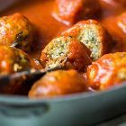 Polpette senza carne Good Food, Yummy Food, Tasty, Cookbook Recipes, My Recipes, Vegan Vegetarian, Vegetarian Recipes, Crepes, Vegan Dishes