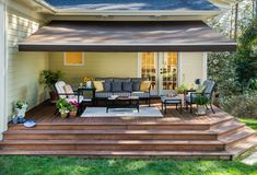 Exterior Sun Setter Retractable Awning With How Much Is A Also Sunsetter Manual And Does
