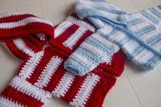 giacca a righe 0-6 mesi tutorial schema gratis crochet uncinetto free bambini vestiti abbiagliamento pupazzi giochi amigurumi