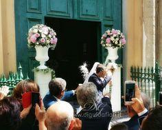 Composizioni+floreali+per+matrimonio+–+Chiesa+San+Francesco+D'Assisi+Napoli