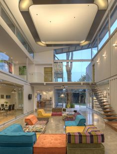 Maison contemporaine créée par l'architecte Maria Jose Trejos