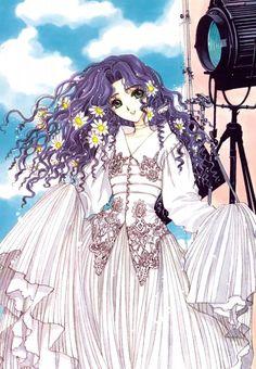 Nadeshiko (Sakura's mother) from Cardcaptor Sakura