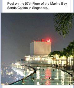 Singapore swimming pool