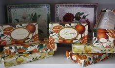 Mydla pomeranc - kulata 6 ks. Cena: 239 Kc