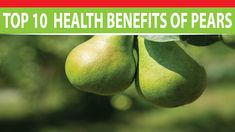 Top 10 Health Benefits of Pears Good For Heart & Weight Loss Pears Benefits, Health Benefits, 10 News, Weight Loss, Vegetables, Top, Losing Weight, Vegetable Recipes, Crop Shirt