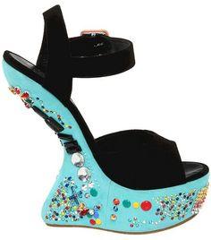 Giuseppe Zanotti E20296 Instep... #DesignerShoes... #LadiesStylish