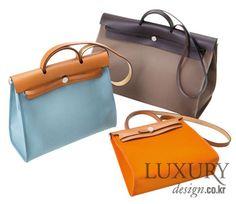 LUXURY [bag] 에르메스, 에르백 짚