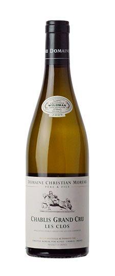 Top #wine selection>>> Domaine Christian Moreau, Chablis Grand Cru 'Les Clos', Burgundy, France...Follow us on Twitter @TopWinePIcs