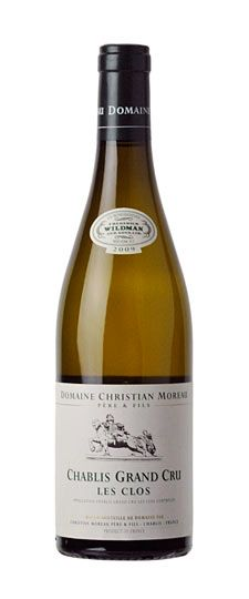 Top #wine selection>>> Domaine Christian Moreau, Chablis Grand Cru 'Les Clos', Burgundy, France...Follow us on Twitter @TopWinePIcs