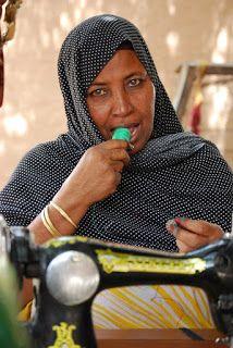 Visiting Somaliland: New clothes