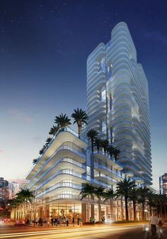 """Midtown Miami """"Hyde Park"""" By Architectonica"""