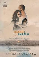 """Sarah e Saleem"" Commento di E. Marchiori e C. Jewish Film Festival, All Poster, Movie Posters, Dangerous Games, Cinema, 2018 Movies, Deceit, Drama, Jerusalem"