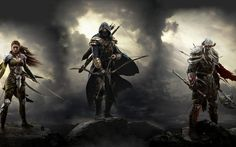 Video Game - The Elder Scrolls Online  Wallpaper