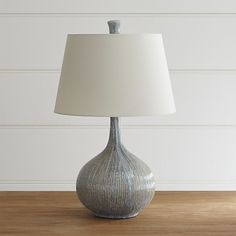 Shaye Table Lamp in Table & Desk Lamps | Crate and Barrel