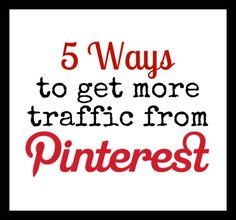 If you have a blog, you have surely felt the positive effects of Pinterest in recent months. Pinterest has completely revolutionized the way that bloggers