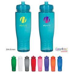 28 Oz. Poly-Clean� Plastic Bottle