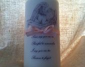 Angel Baby Pregnancy And Infant Loss Memorial Candle