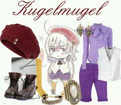 APH-- kugelmugel! Dying to wear this outfit! It's so adorable!