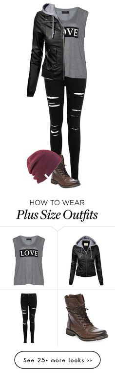 """Untitled #1204"" by kayla3n on Polyvore featuring Miss Selfridge, Carmakoma, Steve Madden and Coal"