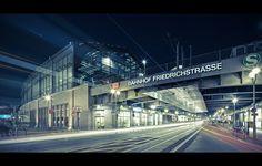 berlin friedrichstrasse by ~Fersy