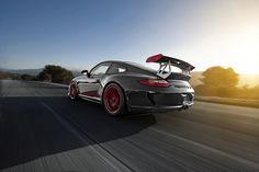 Porsche 911 GT3 RS (997) #petrolified