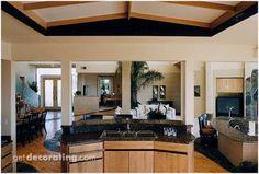 kitchen, Beach House