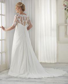 Unforgettable By Bonny Wedding Dress Style 1608