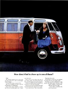 VW BUS AD LIFE MAG OCT 25, 1963 by roitberg, via Flickr