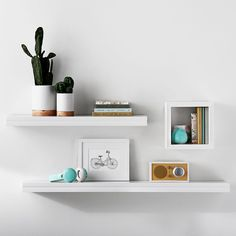 Pottery Barn Teen Wall Shelves & Ledges - Wall To Wall Shelving, Cube Square, Dark Espresso Deep Shelves, Large Shelves, Glass Shelves, Shelves Above Desk, Wall Bookshelves, Shelves In Bedroom, Wall Shelving, Shelving Decor, Shelving Units