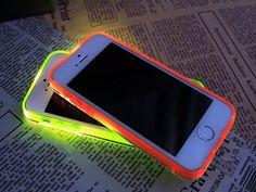 Led iPhone case!