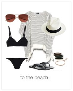 Summer Beach Essentials — A Note on Style Looks Street Style, Street Style Women, Beach Essentials, Vacation Style, Travel Wardrobe, California Style, Trending Now, Spring Outfits, Spring Clothes