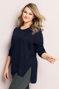 fa5b8a21bbb Sara Asymmetric Tee. Fashion CompetitionPlus Size ...