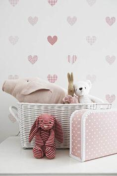 Boråstapeter Lilleby Kids, malli 2675, kolme värivaihtoehtoa. Värisilmä, http://kauppa.varisilma.fi/seinanpaallysteet/nonwoven-tapetit/lilleby/ #tapetti #lastenhuone