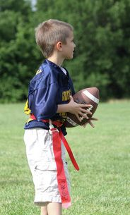 Flag Football Mississauga - the only youth Flag Football league in Mississauga