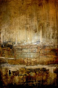 Sorry, October Has Gone – Brian Messina Patterns Background, Abstract Landscape, Abstract Art, Modern Art, Contemporary Art, Encaustic Art, Medium Art, Painting Inspiration, Painting & Drawing