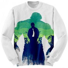 Apparel Sweatshirt Hulk Marvel art