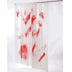 bloody+hand+shower+curtain+-+perfect+for+an+adult+Halloween+party