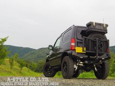 Suzuki Jimny Off Road, Jimny Suzuki, 4x4, Van Life, Custom Cars, Offroad, Samurai, Jeep, Gypsy