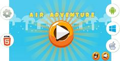 """Air adventure-HTML5_capx . src=""""http://pixme.ru/box/500×375/2a3fb9627d7526eb915e2b6194035d52.png"""">The adventure is starting! Help the stricken plane to overcome all prepyadstviya. Collect all the stars, fly balloons, not to break the plane and score a record score you can?Air adventure is a fun game with excellent graphics."""