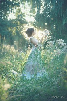Jamari Lior - Would make gorgeous bridal portrait