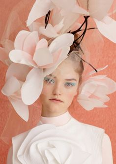 Willow Hand sports glam style for Teen Vogue September 2015 by Ben Toms