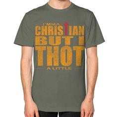Christian Thot Unisex T-Shirt