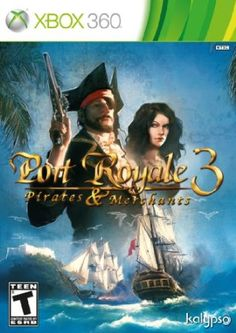 Port Royale 3: Pirates & Merchants by Kalypso Media