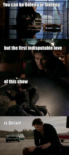lol..but am still with delena.. love u DAMON