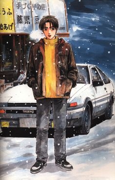 initial d manga - - Yahoo Image Search Results Jdm Wallpaper, Street Racing Cars, Classic Japanese Cars, Initial D, Modern Street Style, Ae86, Animes Wallpapers, Toyota Corolla, Jdm Cars