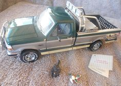 Franklin Mint 1996 Ford F-150 Pickup Truck The Ultimate Sportman PICK UP TRUCK #FranklinMint #1996FORD