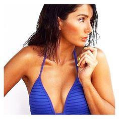 Colour Crushing: @ozbeautyexpert x #JETSswimwear OCEANIC Parallels. The Verdict: Magnificent! Xx