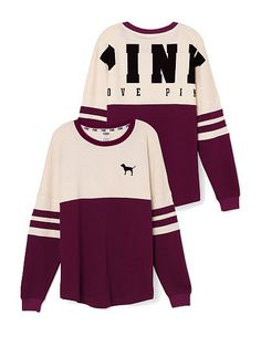 PINK Oversized Sweater...really cute with jeggings and riding boots!