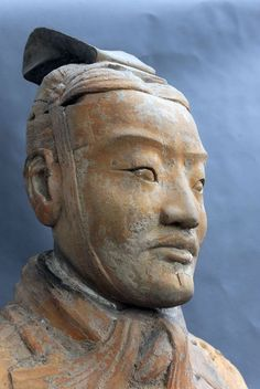Do you know the story behind China's famed Terra Cotta Warriors? Tie to Silk Road unit and Aladdin video from the new Arabian Nights Warrior Images, Terracotta Army, China Today, China Art, Science Fiction Art, Robot Art, Ancient China, Scene Photo, Retro Futurism