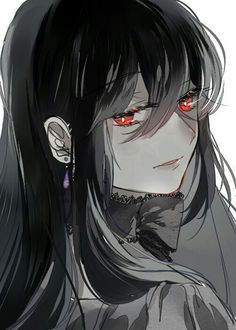 Read Chapter Two from the story Yandere!Female x Female Reader by JourneyOfLoss (AnonymousPerson) with reads. Anime Oc, Fan Art Anime, Anime Demon, Anime Art Girl, Anime Girls, Manga Anime, Yandere, Manga Girl, Anime Negra